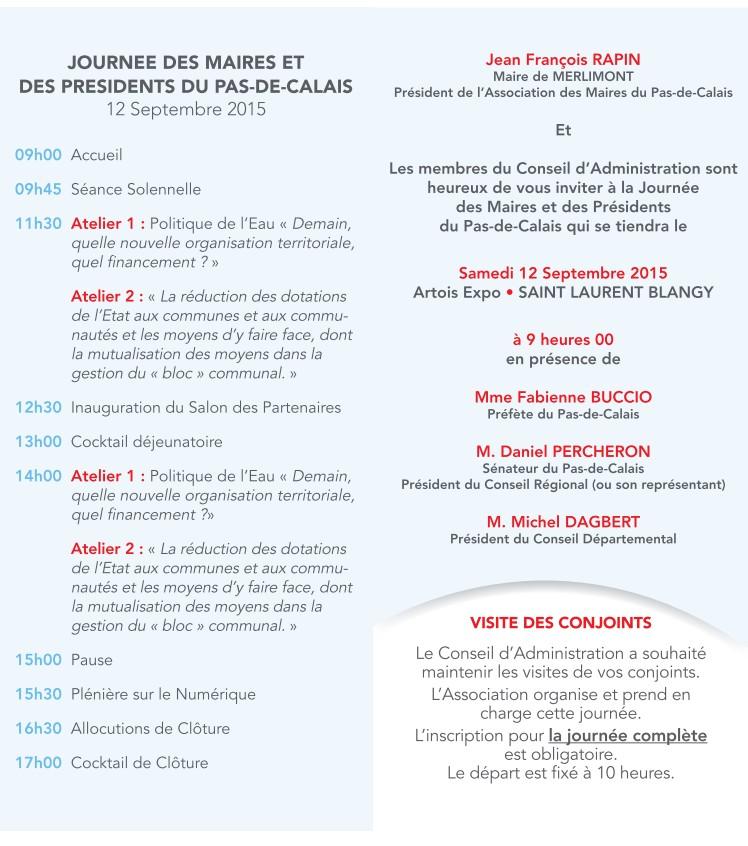 invitation journée 12.09